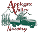 Applegate Valley Nursery Small Logo