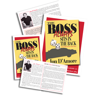 The Boss Marketing Materials